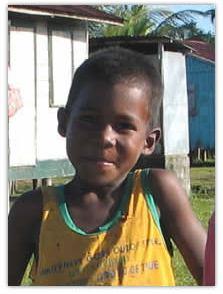Alamikamba  niño