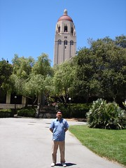 Hoover Tower- Stanford University