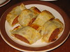 Chorizo in Pastry from Tasca