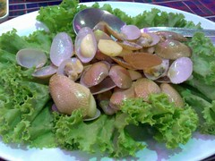 My Clams Sauteed in Butter