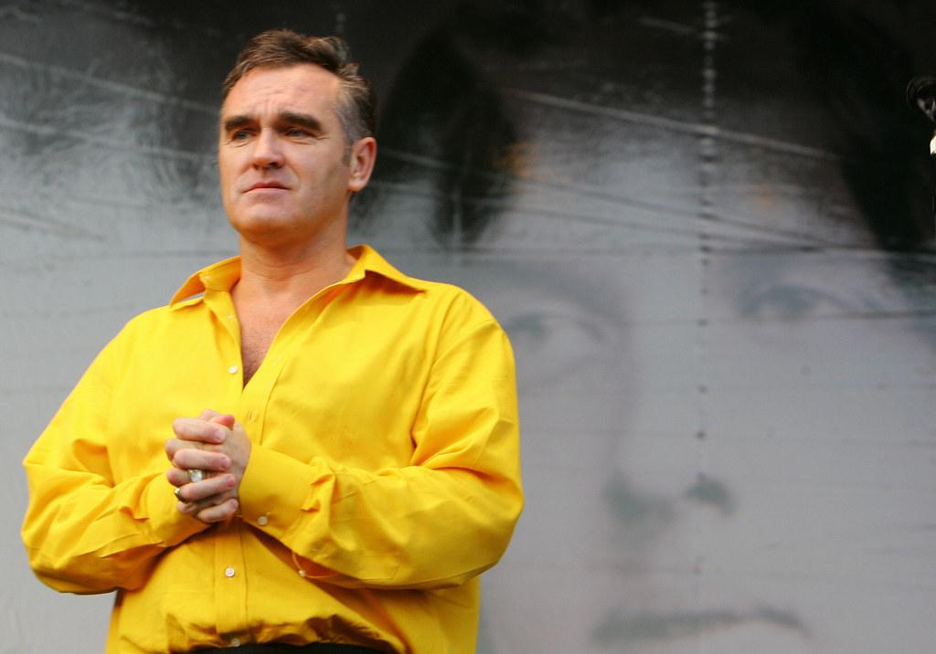 Morrissey en Benicasim