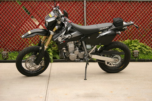 2006 drz400sm trade for a 2004 & up gsxr 600/750 in new york