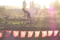 Short track MTB racing