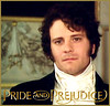 Mr. Darcy - Pride and Prejudice