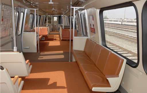 6000 Series Rail Cars (2)