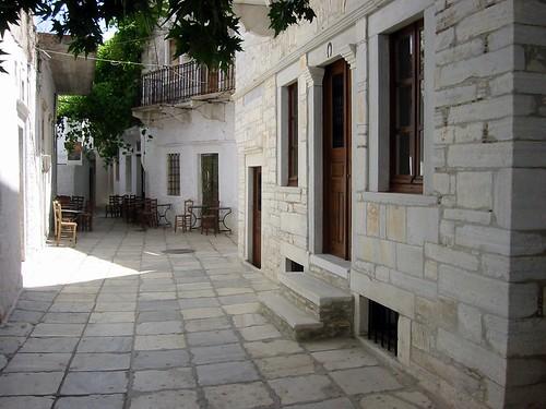 Apiranthos, Naxos Greece