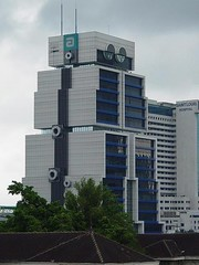 Bangkok Bank of Asia robot