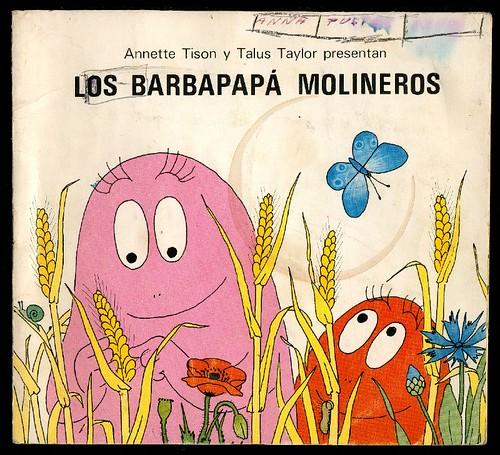 El llibre dels Barbapapás