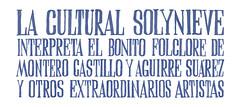 Bonito folklore