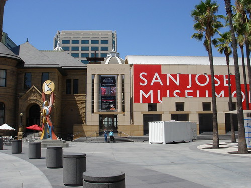 San Jose Museum of Modern Art