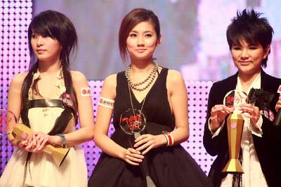 SHE, Metro Radio music awards 2007