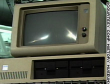 PC introduced by IBM in 1981