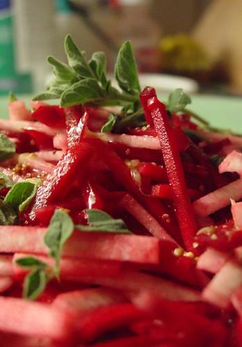 Beet Jicama Salad 2