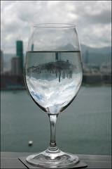 City in a Glass photo by dream awakener