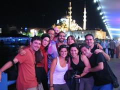 Con los Paparazzi