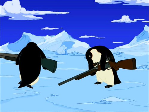 Penguins With Guns 02