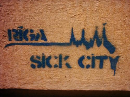 Riga Sick City