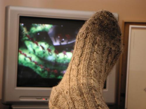 sock-TV