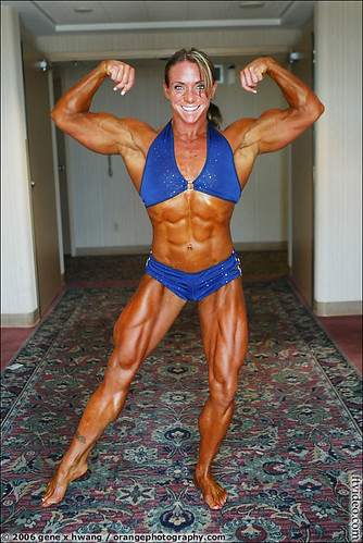 Sarah Dunlap At The Europa Pro Show