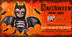 MF Gallery Halloween Group Show