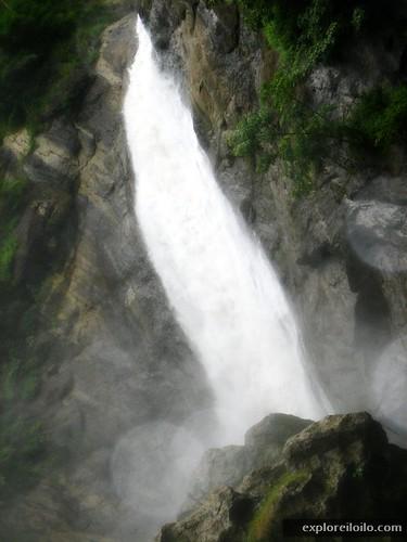 Nadsadjan Falls, Igbaras