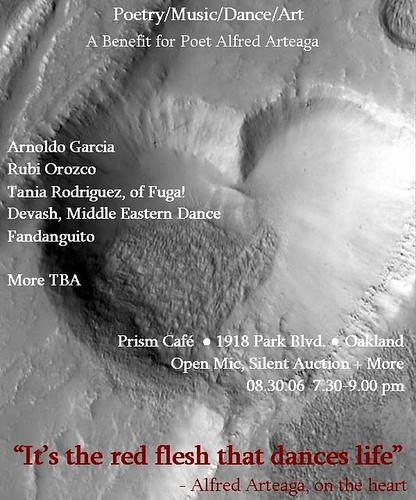 Alfred Arteaga Fundraiser 8/30/06