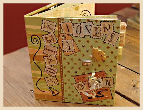 scrap book crafts