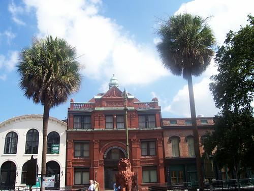 Le Savannah historique