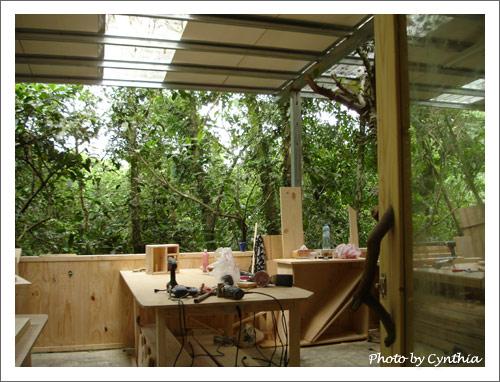 木工課教室~戶外部份