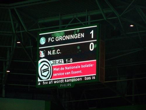 6452363563 16ffcc4ae6 FC Groningen   NEC 3 3, 3 december 2011