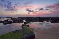 sunrise photo by -hedgey-