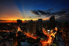 My city, Kuala Lumpur: Blue Hour Part 1 photo by vedd