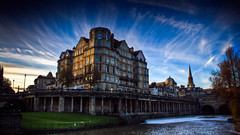 0259 - England, Bath, Empire Hotel HDR photo by Barry Mangham