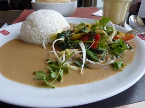 Lunch @ Cha Cha
