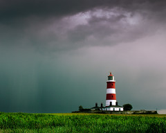 Happisburgh Lighthouse photo by jellyfire