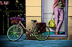 Bicicleta (Serie Urban Pop) photo by Jesus Belzunce