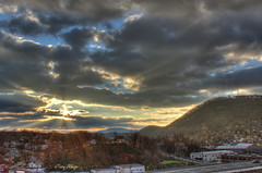 Two Star Sunrise [Explored!] - Roanoke VA Photography Terry Aldhizer photo by Terry Aldhizer