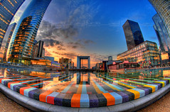 BEST HDR  ~ Paris ~ Défense ~ France photo by '^_^ D.F.N. Damail ^_^'