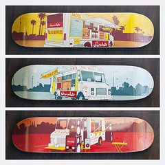 Chocolate Skateboards - Evan Hecox Lunch Truck Series photo by cyan79