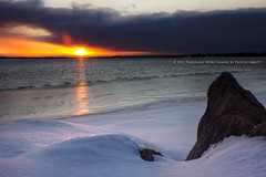 Chilly Sunrise photo by Thousand Word Images by Dustin Abbott