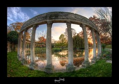 HDR PARC MONCEAU ~ Paris ~ France ~ photo by '^_^ D.F.N. Damail ^_^'
