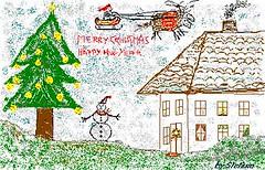 MERRY CHRISTMAS & HAPPY NEW YEAR! photo by ΞSSΞ®®Ξ