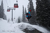 01/10/12-  Rob Kingwill flys through the flakes.