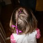 Amy's hair<br/>20 Jan 2012