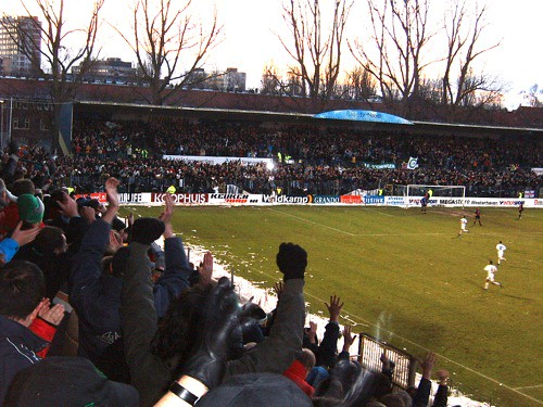 6830688873 87249d4827 FC Groningen   NEC 3 0, 18 december 2005 (Afscheid Oosterpark)