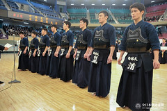 63rd All Japan University KENDO Tournament_150
