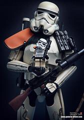 Sandtrooper squad leader photo by storm TK431