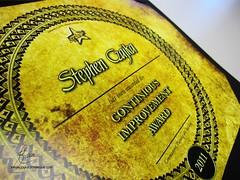 Corporate Award Certificates photo by steveczajka