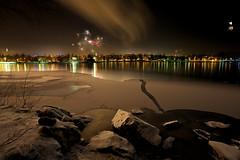 New Year's Eve in Kuopio photo by Petri Karvonen