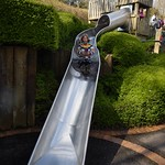 Back at Legoland and the slides<br/>15 Mar 2014